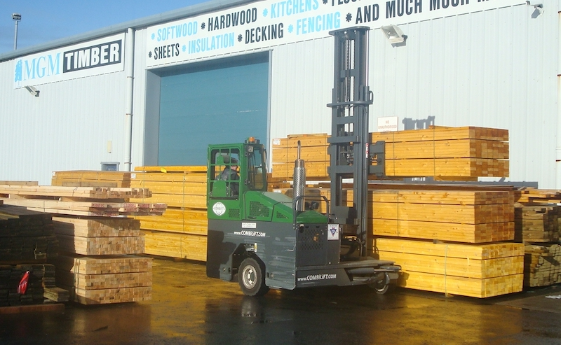 Combi Fork Lift Truck Training