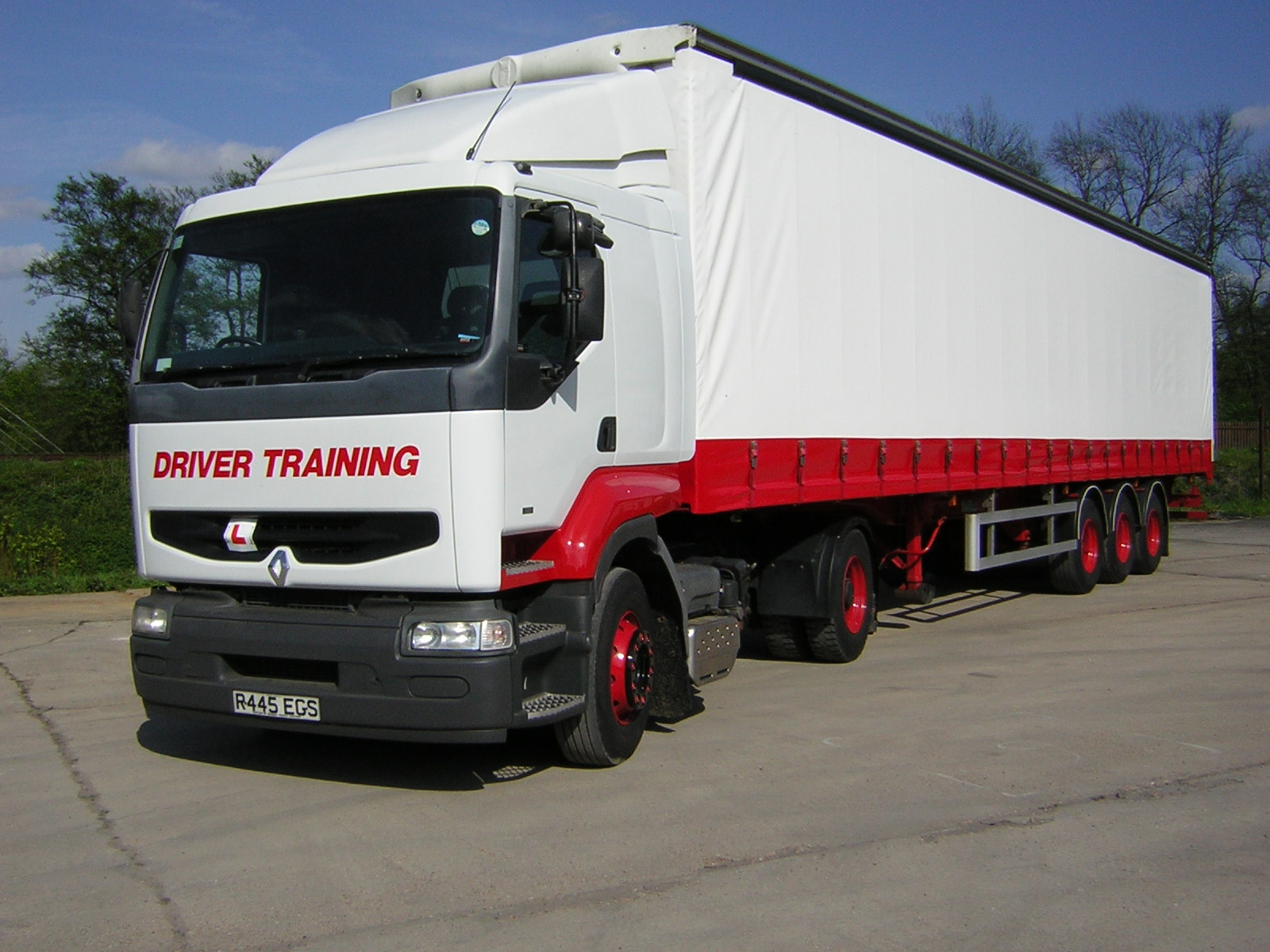 Shunter Vehicle Training