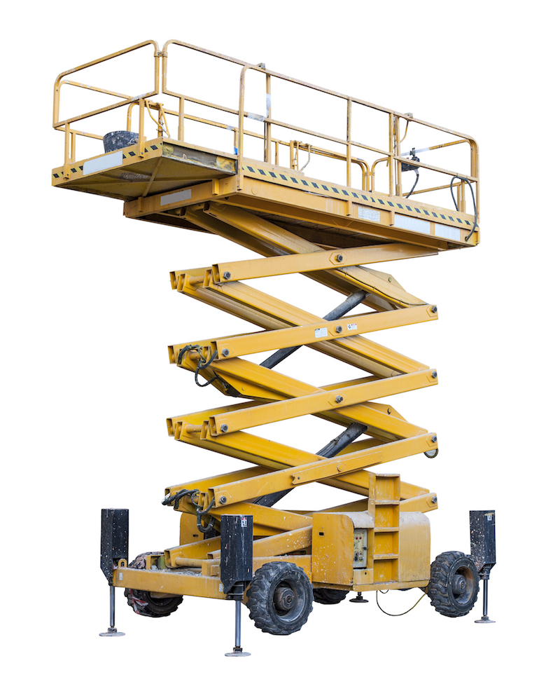 View the course vital training services for Scissor lift training video
