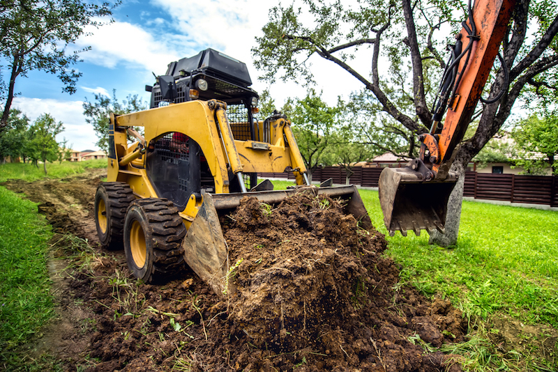 Skid Steer (Bob cat) Training